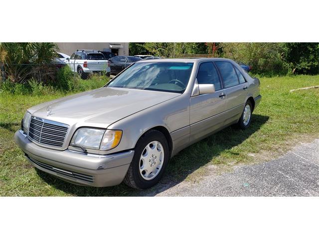 1995 Mercedes-Benz S-Class (CC-1243470) for sale in Orlando, Florida