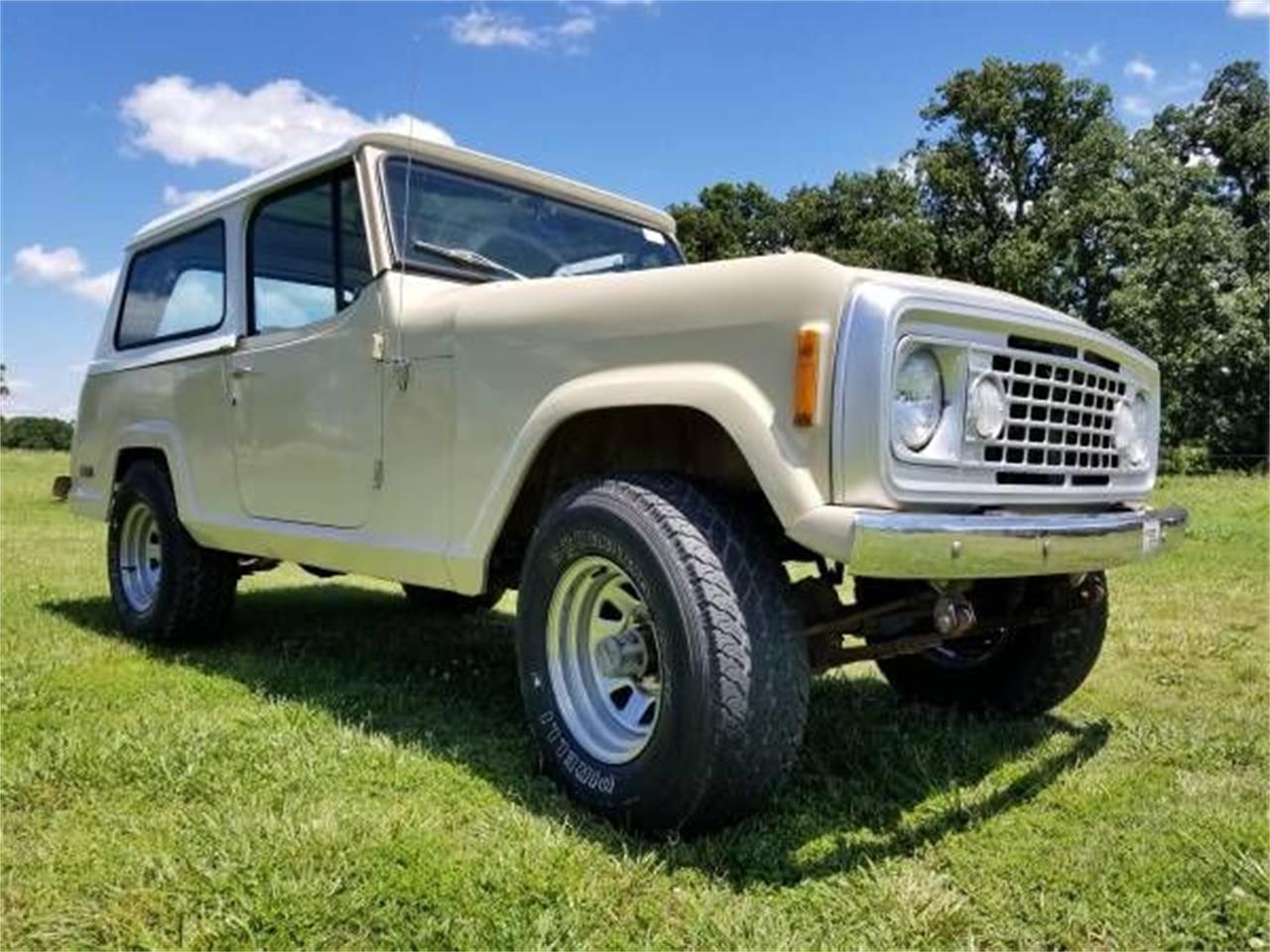 1973 Jeep Commando (CC-1243479) for sale in Cadillac, Michigan