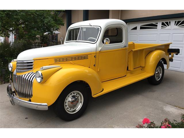 1942 Chevrolet Pickup