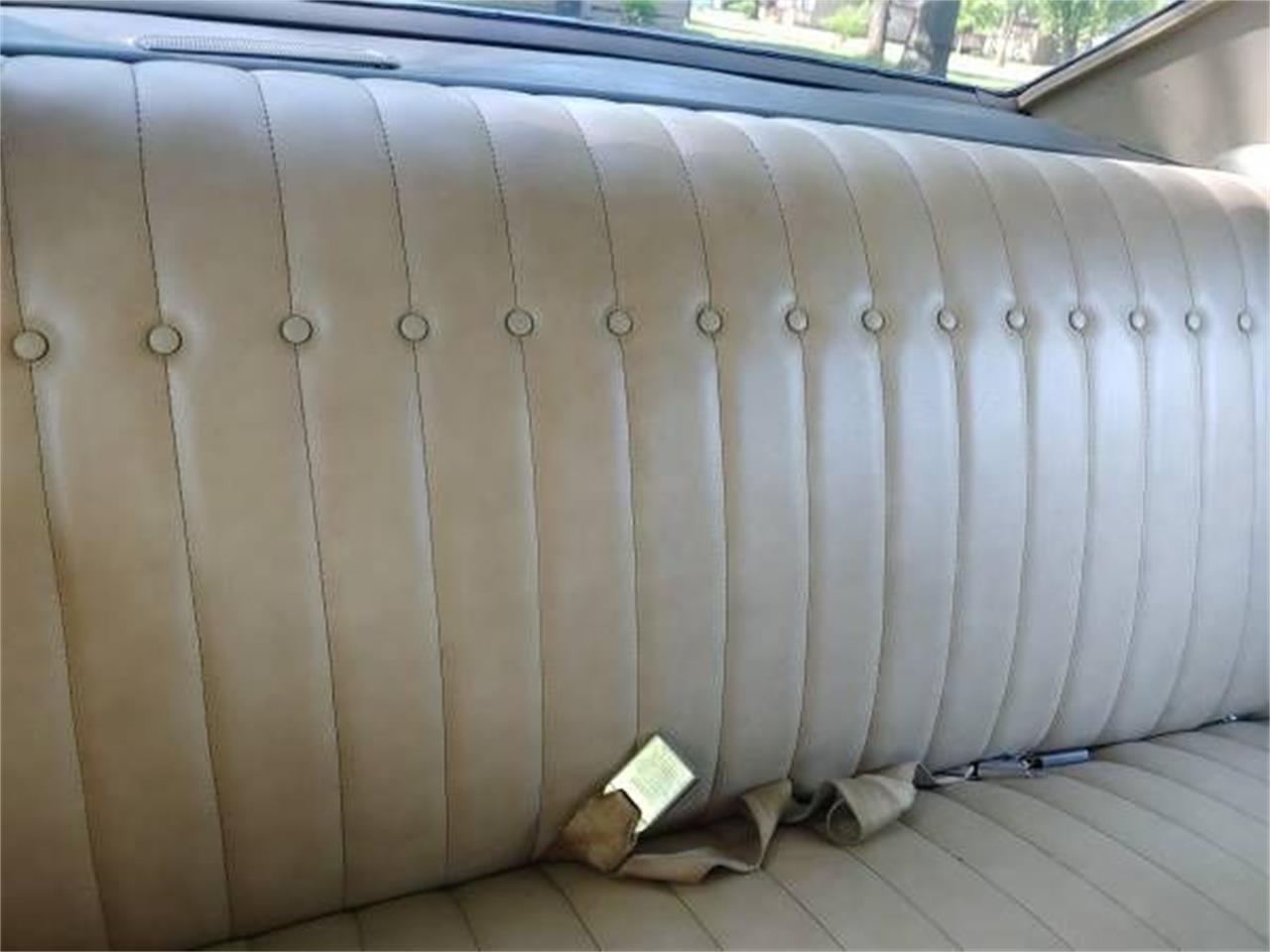 1972 Chevrolet Monte Carlo (CC-1243523) for sale in Cadillac, Michigan