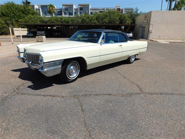 1965 Cadillac 2-Dr Convertible (CC-1240355) for sale in Scottsdale, Arizona