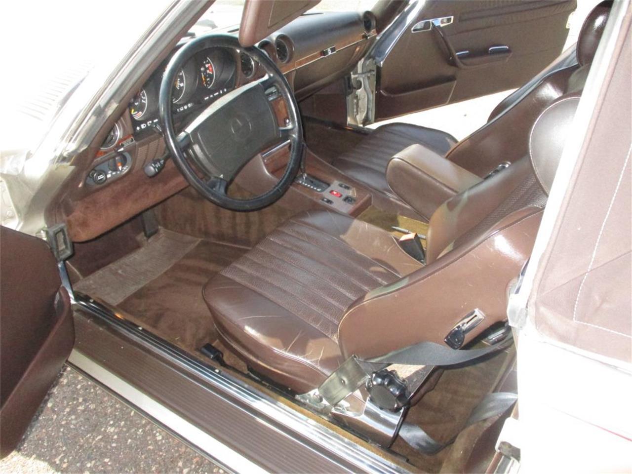 1987 Mercedes-Benz 560 (CC-1243559) for sale in Ham Lake, Minnesota