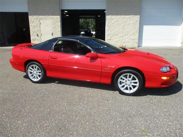 2000 Chevrolet Camaro (CC-1243560) for sale in Ham Lake, Minnesota