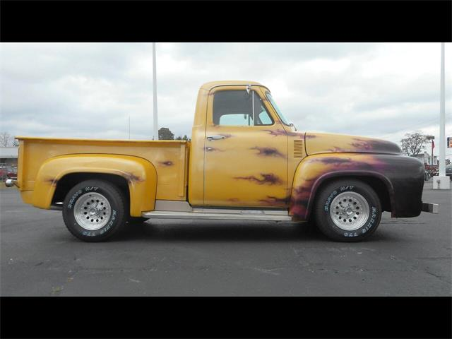 1954 Ford 1/2 Ton Pickup (CC-1243600) for sale in Greenville, North Carolina