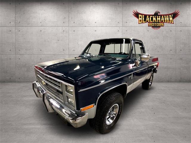 1987 Chevrolet C10 (CC-1243617) for sale in Gurnee, Illinois