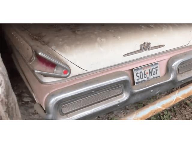 1957 Mercury Monterey (CC-1243620) for sale in Midlothian, Texas