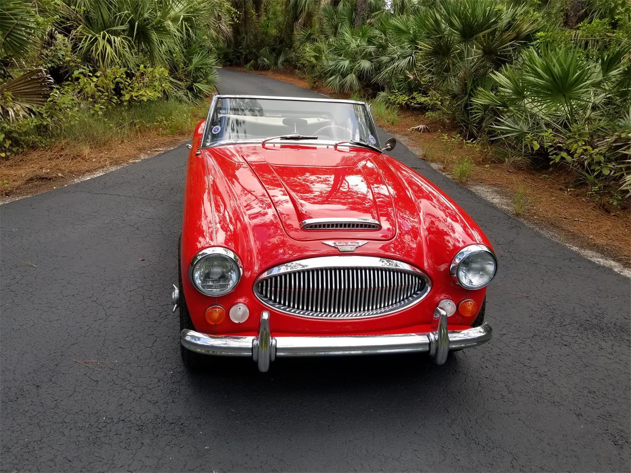 1966 Austin-Healey 3000 Mark III (CC-1243644) for sale in Palm Bay, Florida