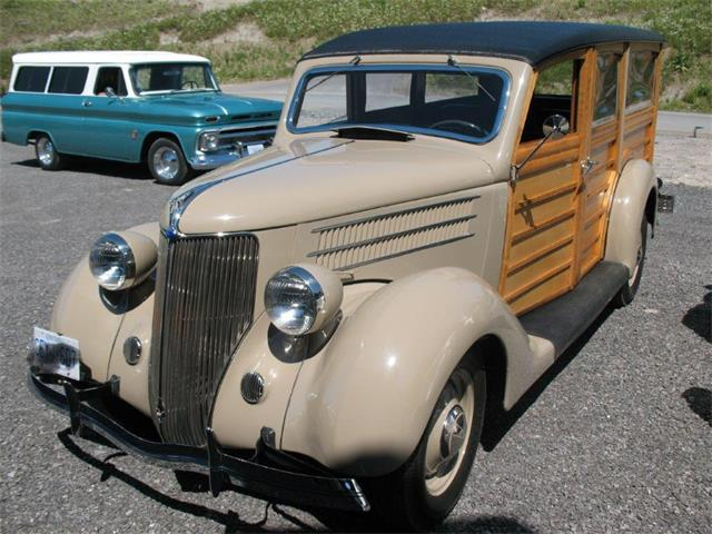 1936 Ford Woody Wagon (CC-1243655) for sale in Plainfield , Ontario