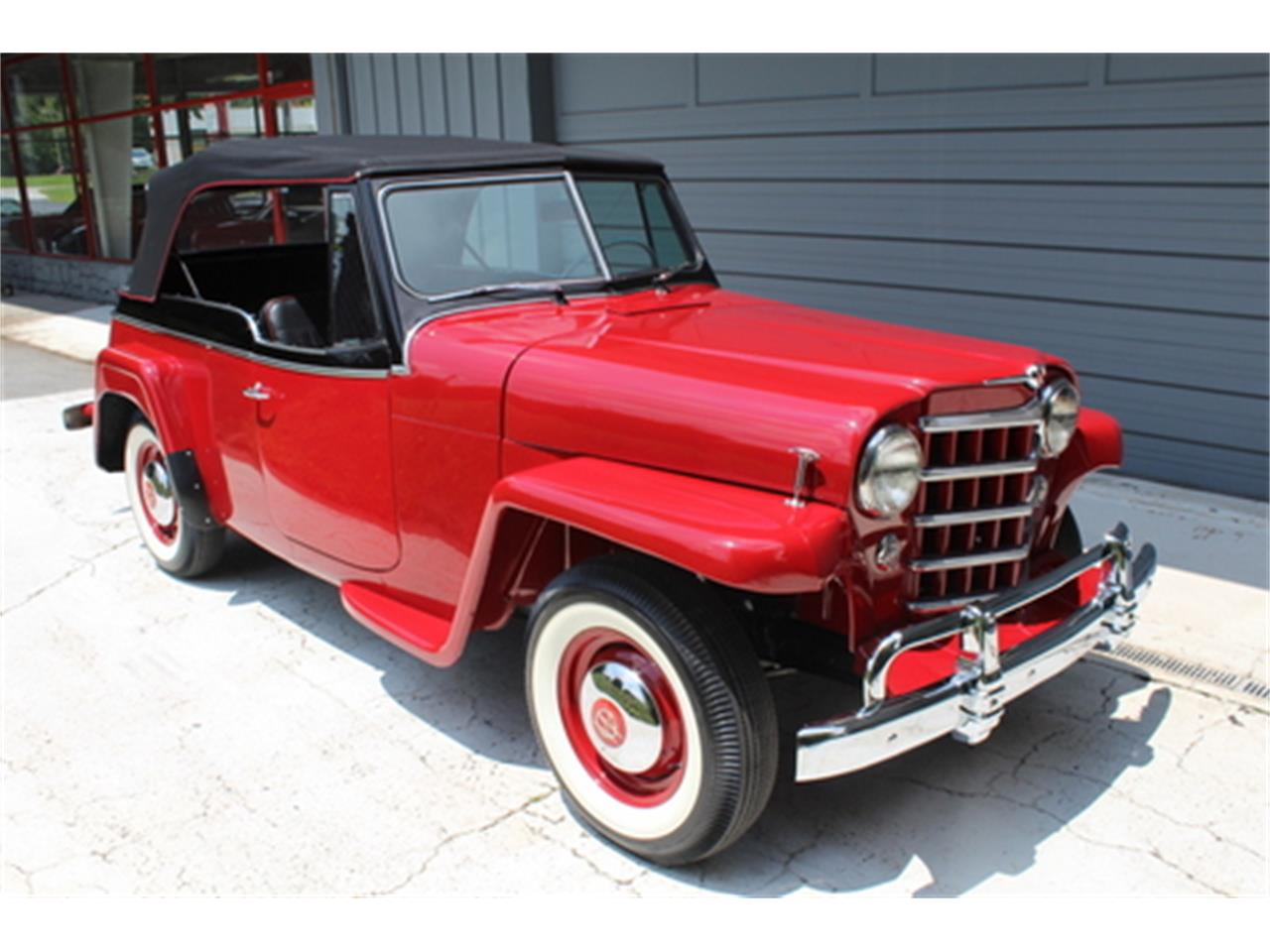 1950 Willys Jeepster (CC-1243665) for sale in Roswell, Georgia