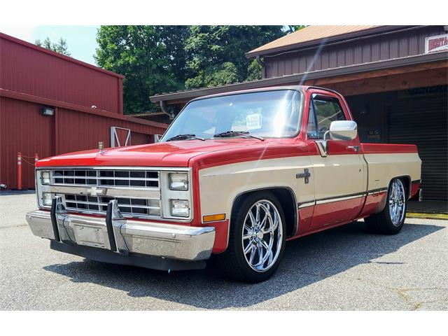 1987 Chevrolet C10 (CC-1243669) for sale in Cumming, Georgia
