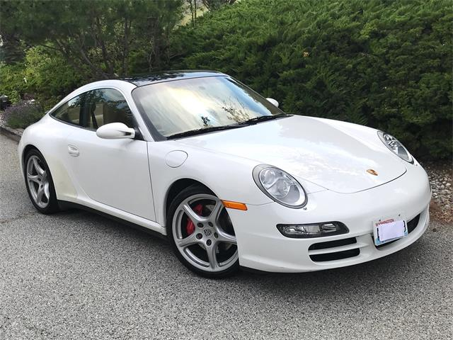 2007 Porsche 911 (CC-1243670) for sale in Wenatchee, Washington