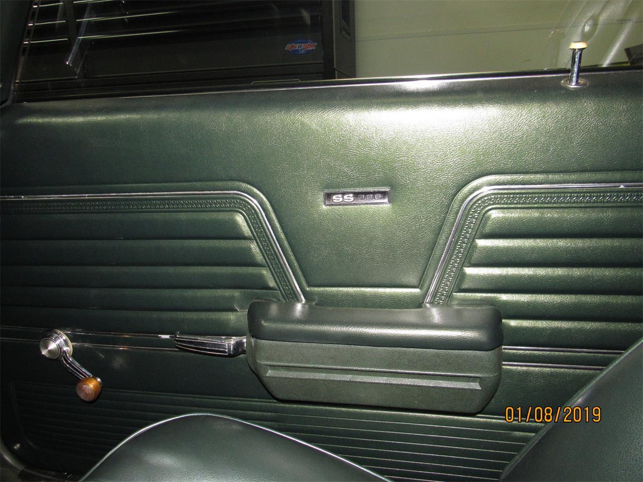 1969 Chevrolet Chevelle Malibu SS (CC-1243679) for sale in Morgan Hill, California