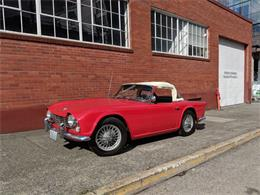 1964 Triumph TR4 (CC-1243684) for sale in Seattle, Washington
