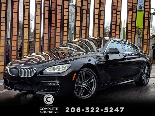 2013 BMW 650I (CC-1243686) for sale in Seattle, Washington