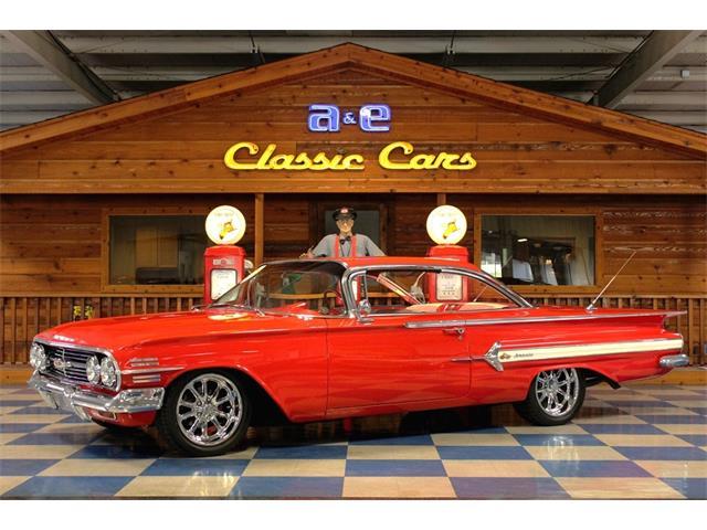 1960 Chevrolet Impala (CC-1243699) for sale in New Braunfels , Texas