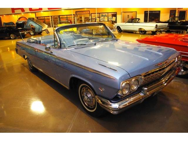 1962 Chevrolet Impala (CC-1240037) for sale in West Okoboji, Iowa