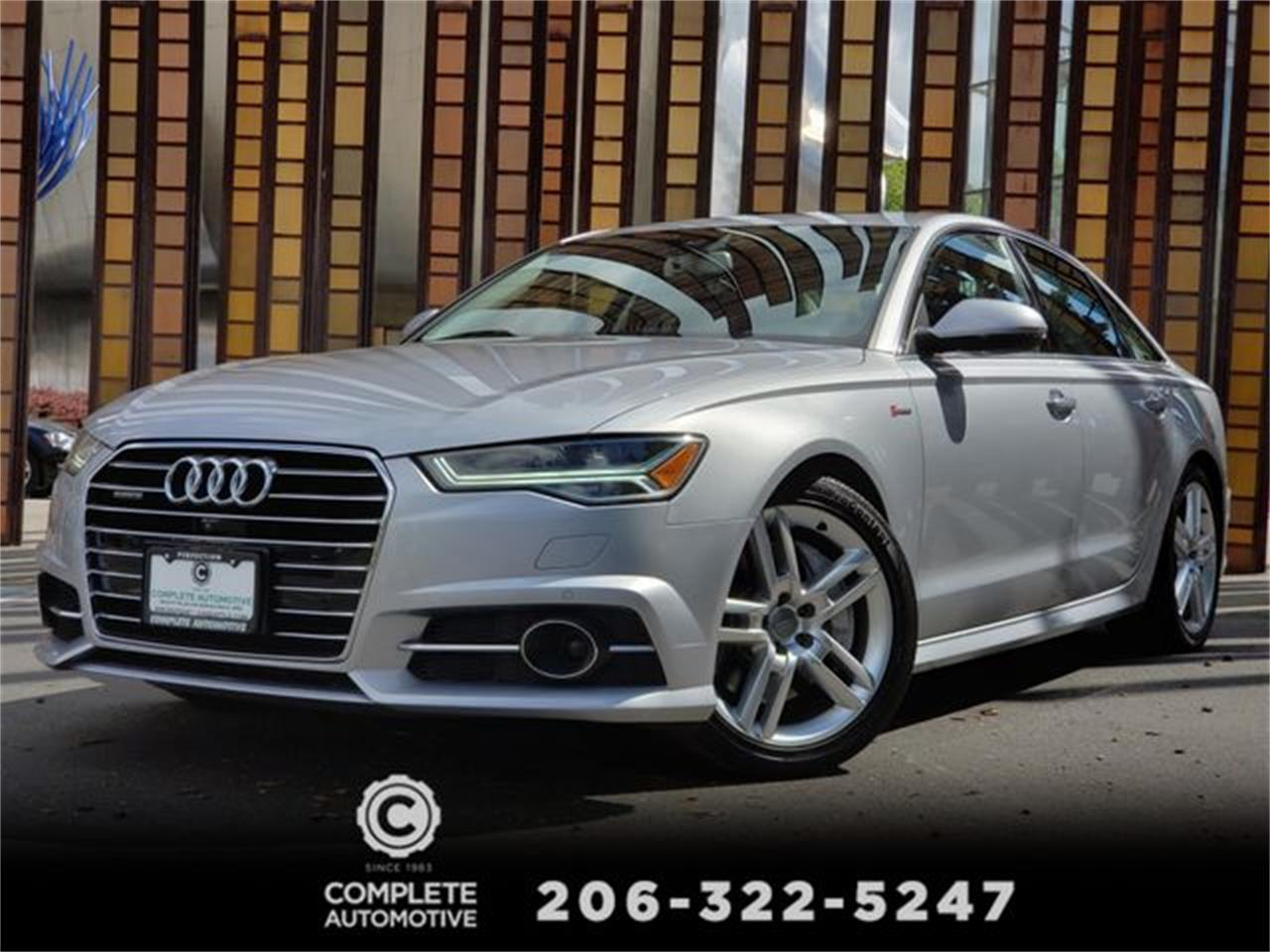 2016 Audi A6 (CC-1243701) for sale in Seattle, Washington