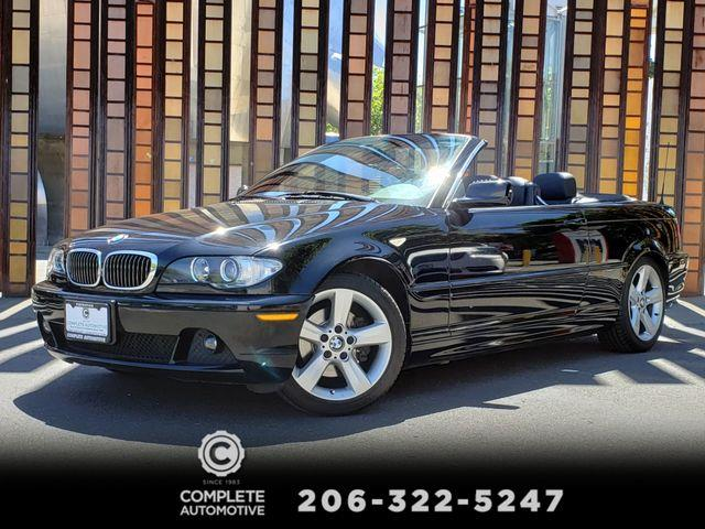 2005 BMW 325 (CC-1243702) for sale in Seattle, Washington