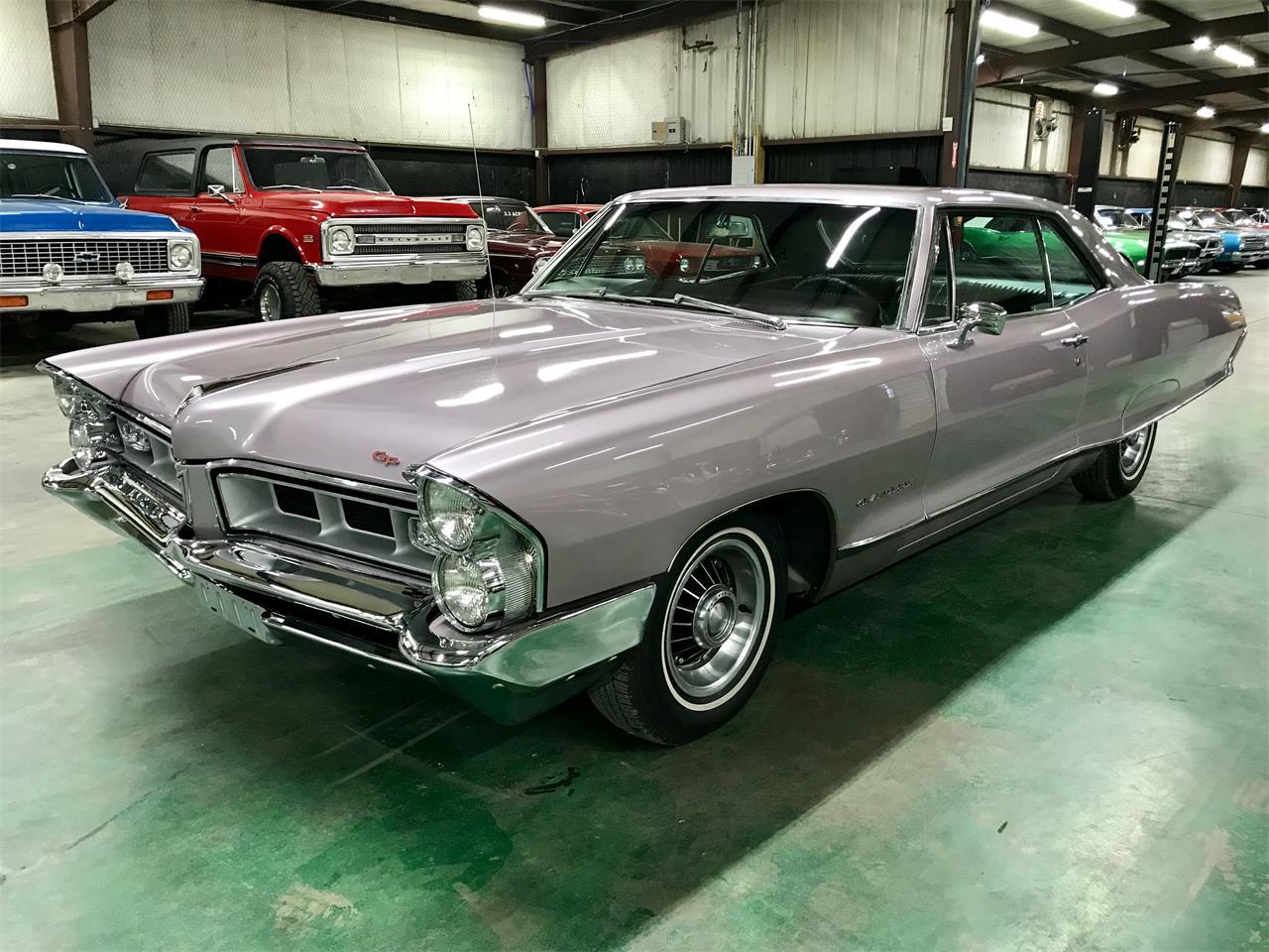 1965 Pontiac Grand Prix For Sale Classiccars Com Cc 1243706