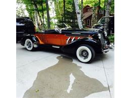 1979 Auburn Speedster (CC-1243740) for sale in Cadillac, Michigan