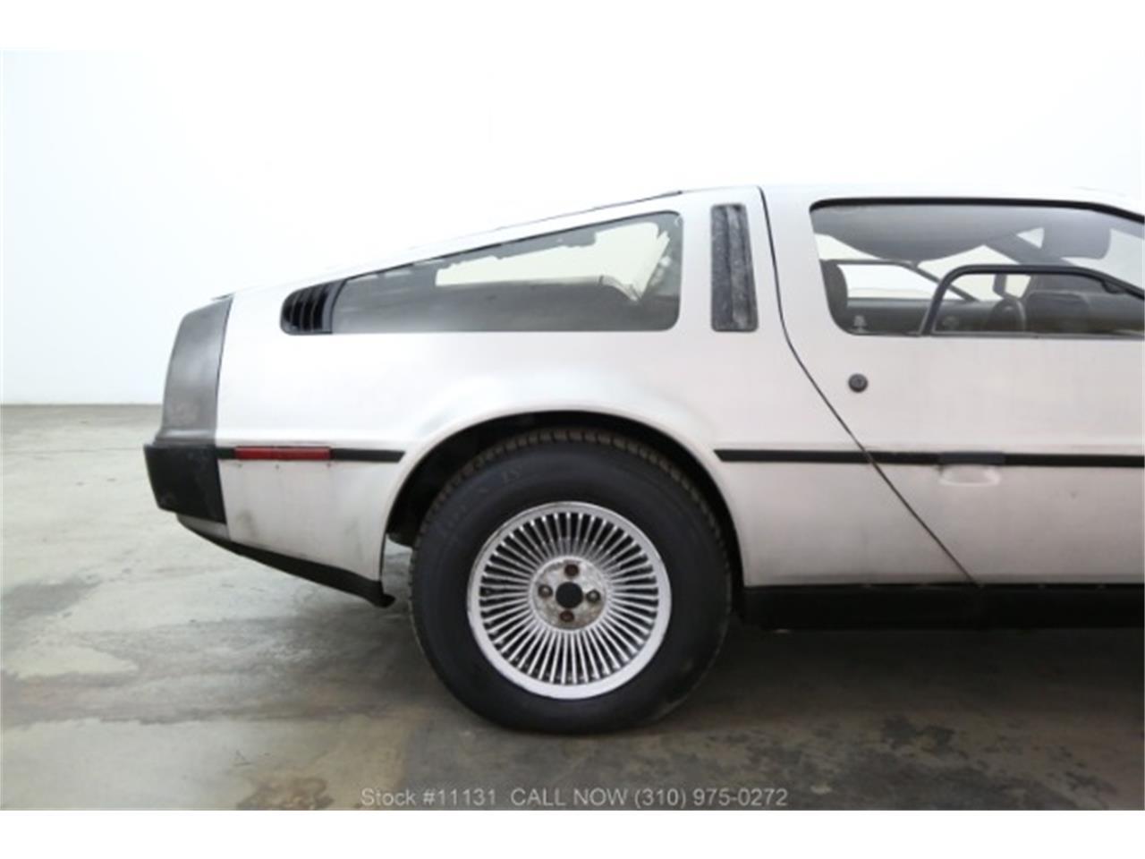 1981 DeLorean DMC-12 (CC-1243789) for sale in Beverly Hills, California