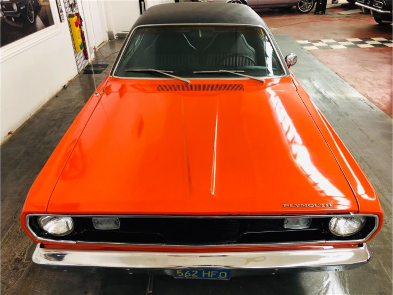 1972 Plymouth Duster (CC-1243792) for sale in Mundelein, Illinois