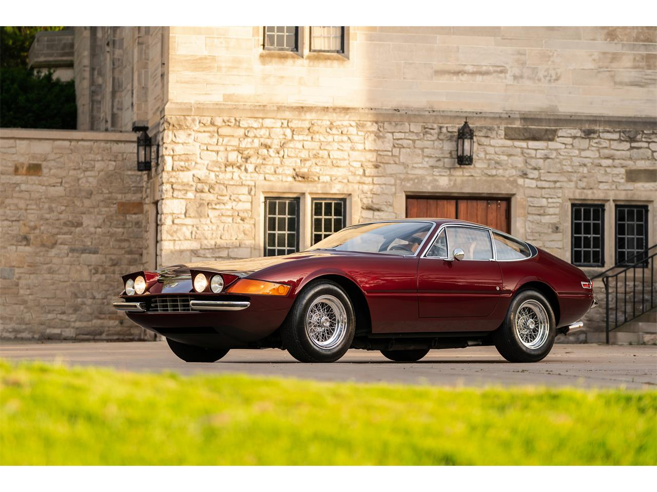 1972 Ferrari 365 GTB/4 Daytona (CC-1240382) for sale in Philadelphia, Pennsylvania