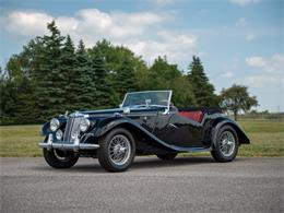 1954 MG TF (CC-1243848) for sale in Auburn, Indiana