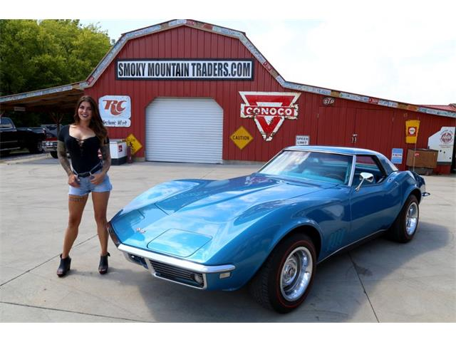 1968 Chevrolet Corvette (CC-1243896) for sale in Lenoir City, Tennessee