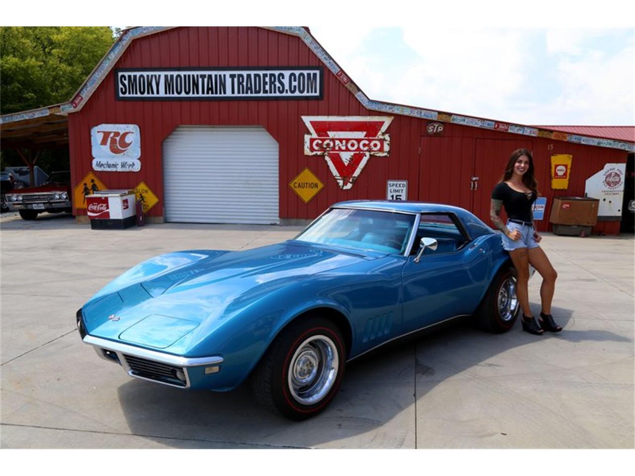 1968 Chevrolet Corvette (CC-1243896) for sale in Lenoir City, Tennessee