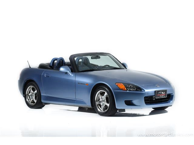 2002 Honda S2000 (CC-1243907) for sale in Farmingdale, New York