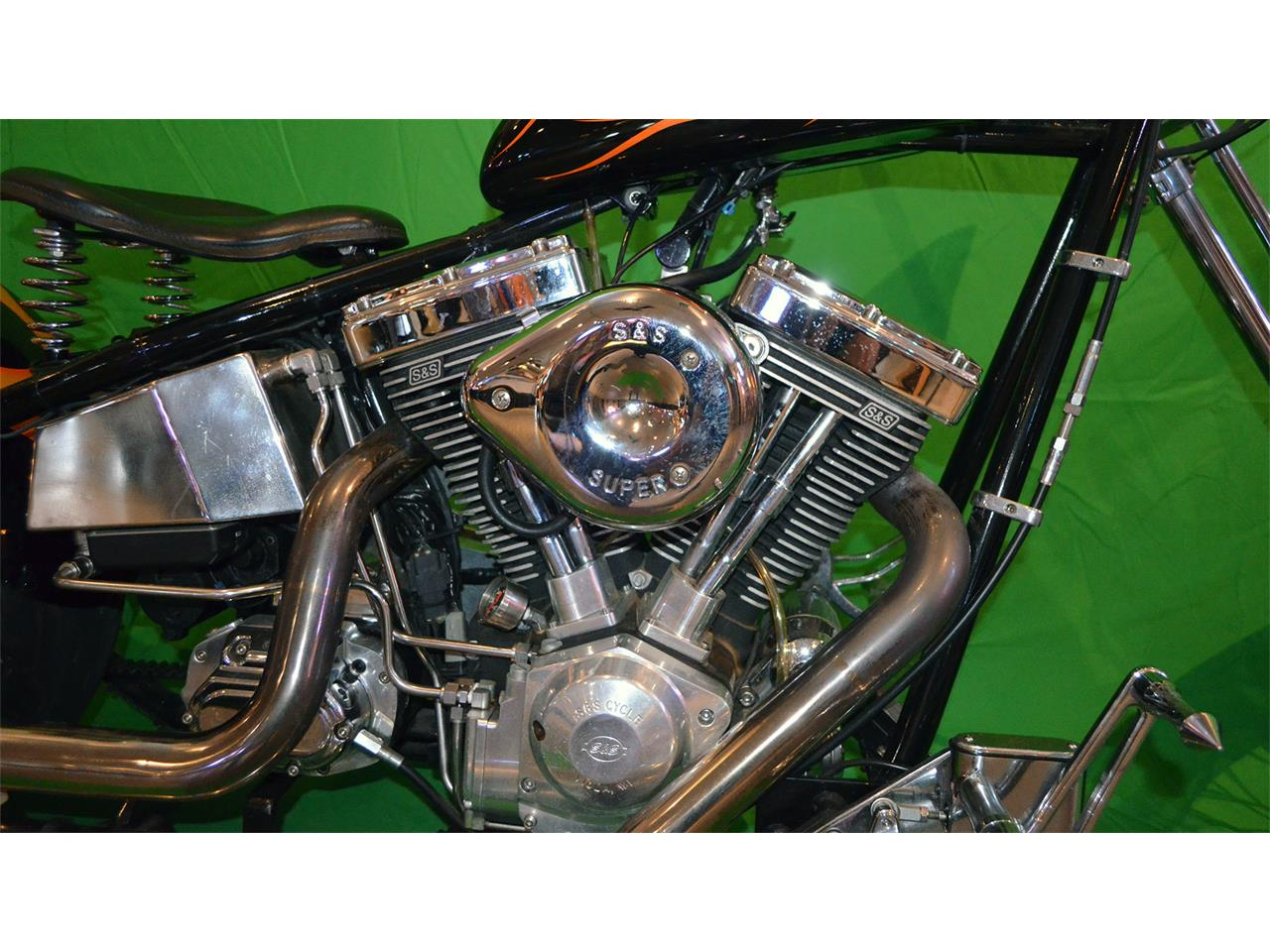 2006 Custom Motorcycle (CC-1240391) for sale in Conroe, Texas