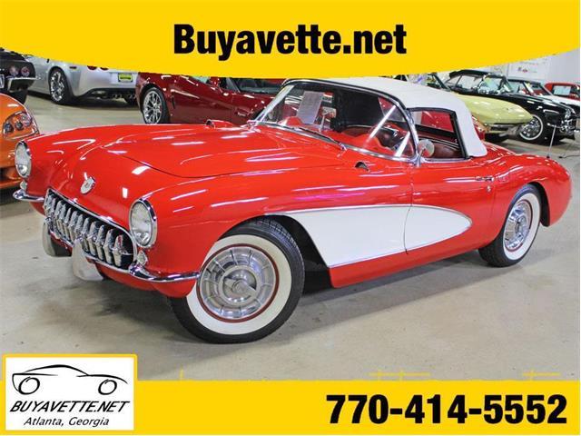 1956 Chevrolet Corvette (CC-1243916) for sale in Atlanta, Georgia