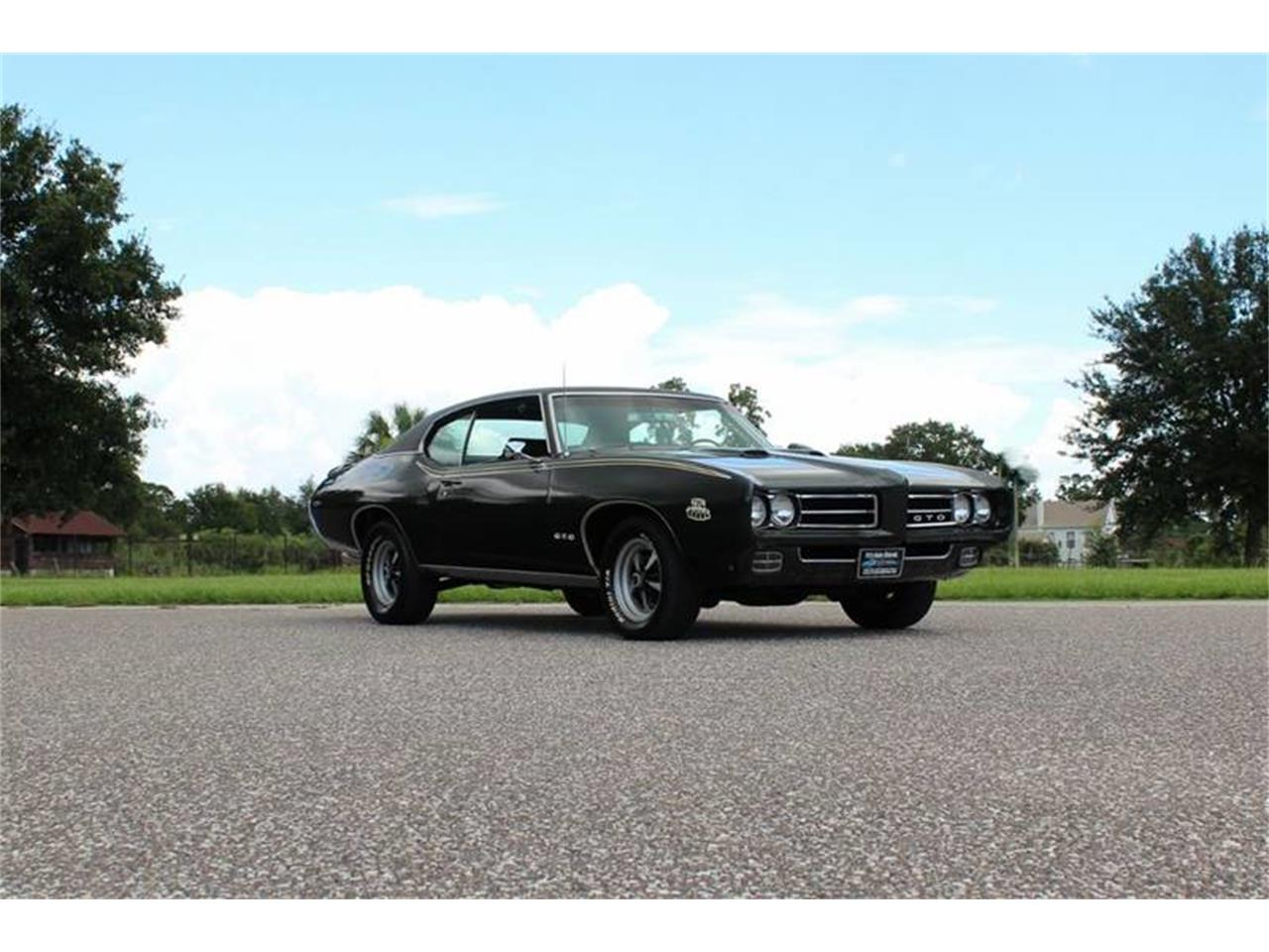 1969 Pontiac GTO (CC-1243923) for sale in Clearwater, Florida