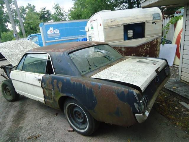 1966 Ford Mustang (CC-1243953) for sale in Jackson, Michigan