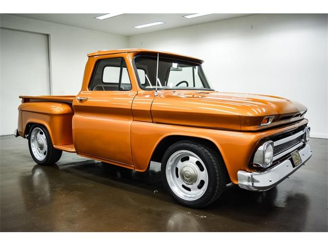 1966 Chevrolet C10 (CC-1244005) for sale in Sherman, Texas