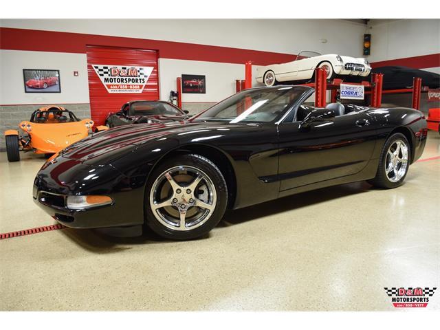 2004 Chevrolet Corvette (CC-1244006) for sale in Glen Ellyn, Illinois