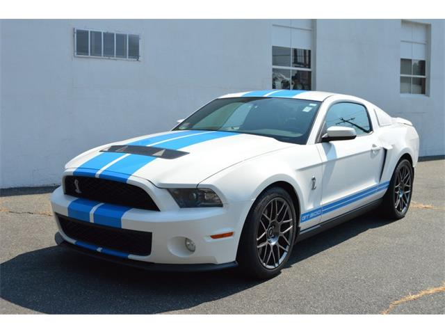 2011 Shelby GT500 (CC-1244021) for sale in Springfield, Massachusetts