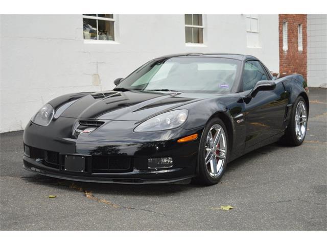 2008 Chevrolet Corvette (CC-1244024) for sale in Springfield, Massachusetts