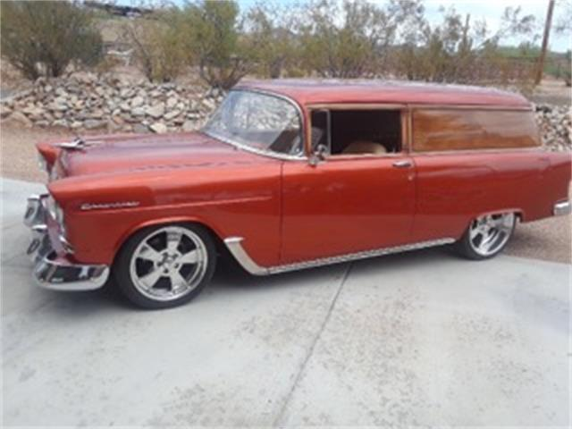 1955 Chevrolet Delivery Custom (CC-1244065) for sale in Scottsdale, Arizona