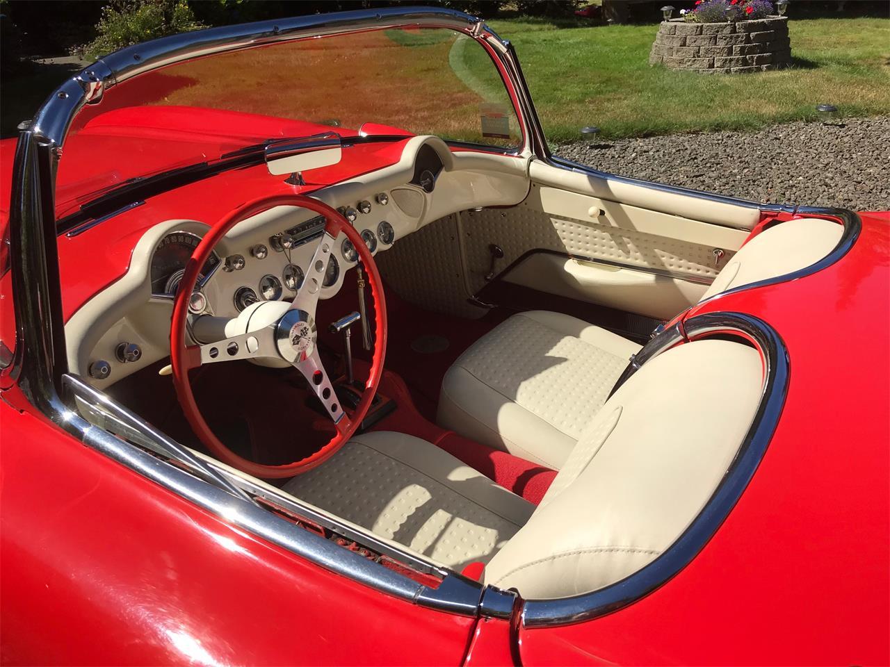 1957 Chevrolet Corvette (CC-1244069) for sale in seabeck, Washington