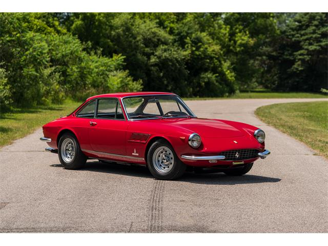 1967 Ferrari 330 GTC (CC-1244082) for sale in Pontiac, Michigan