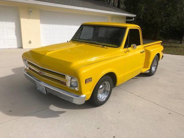 1968 Chevrolet C10 (CC-1244090) for sale in Sarasota, Florida