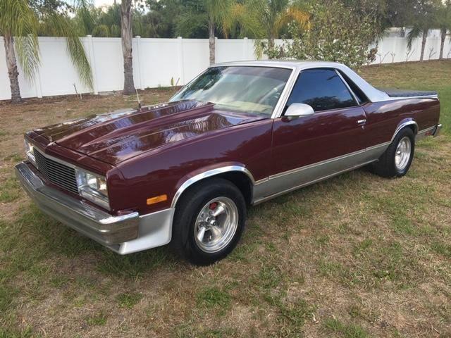 1986 Chevrolet El Camino (CC-1244106) for sale in Sarasota, Florida