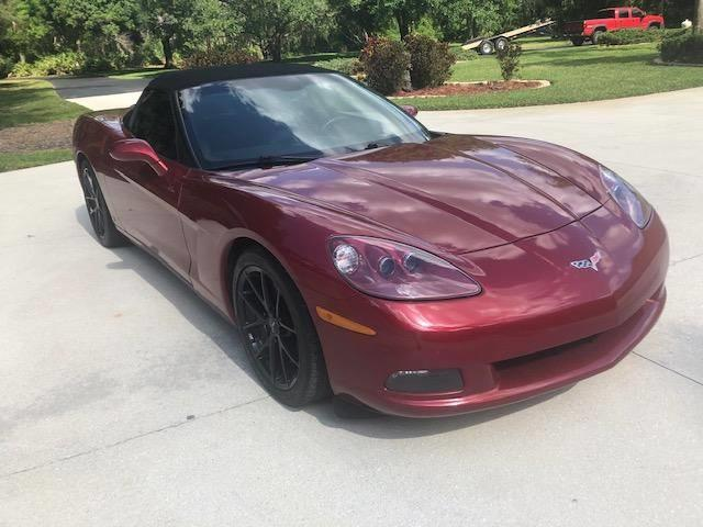 2008 Chevrolet Corvette (CC-1244122) for sale in Sarasota, Florida