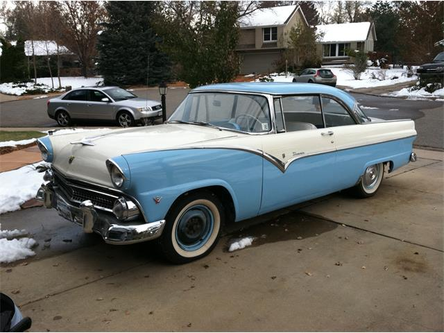 1955 Ford Fairlane Victoria (CC-1244124) for sale in Boulder, Colorado