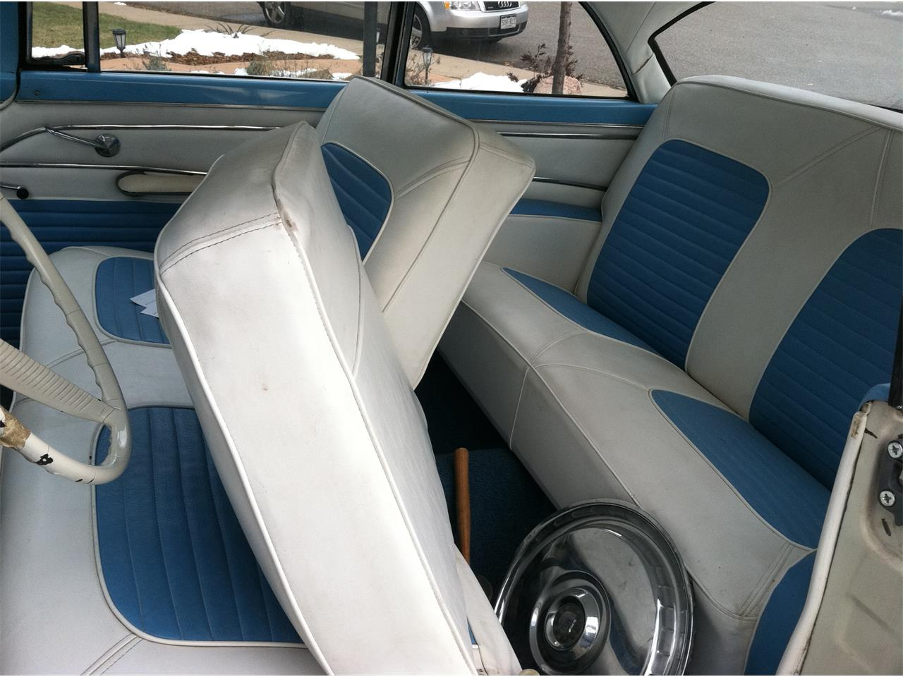 1955 Ford Fairlane Victoria (CC-1244124) for sale in Boulder, Colorado