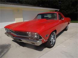1968 Chevrolet El Camino (CC-1244137) for sale in Sarasota, Florida