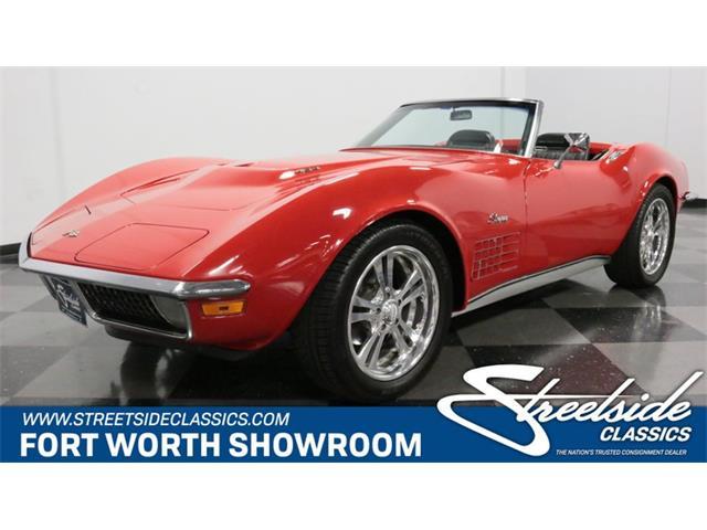 1970 Chevrolet Corvette (CC-1244157) for sale in Ft Worth, Texas