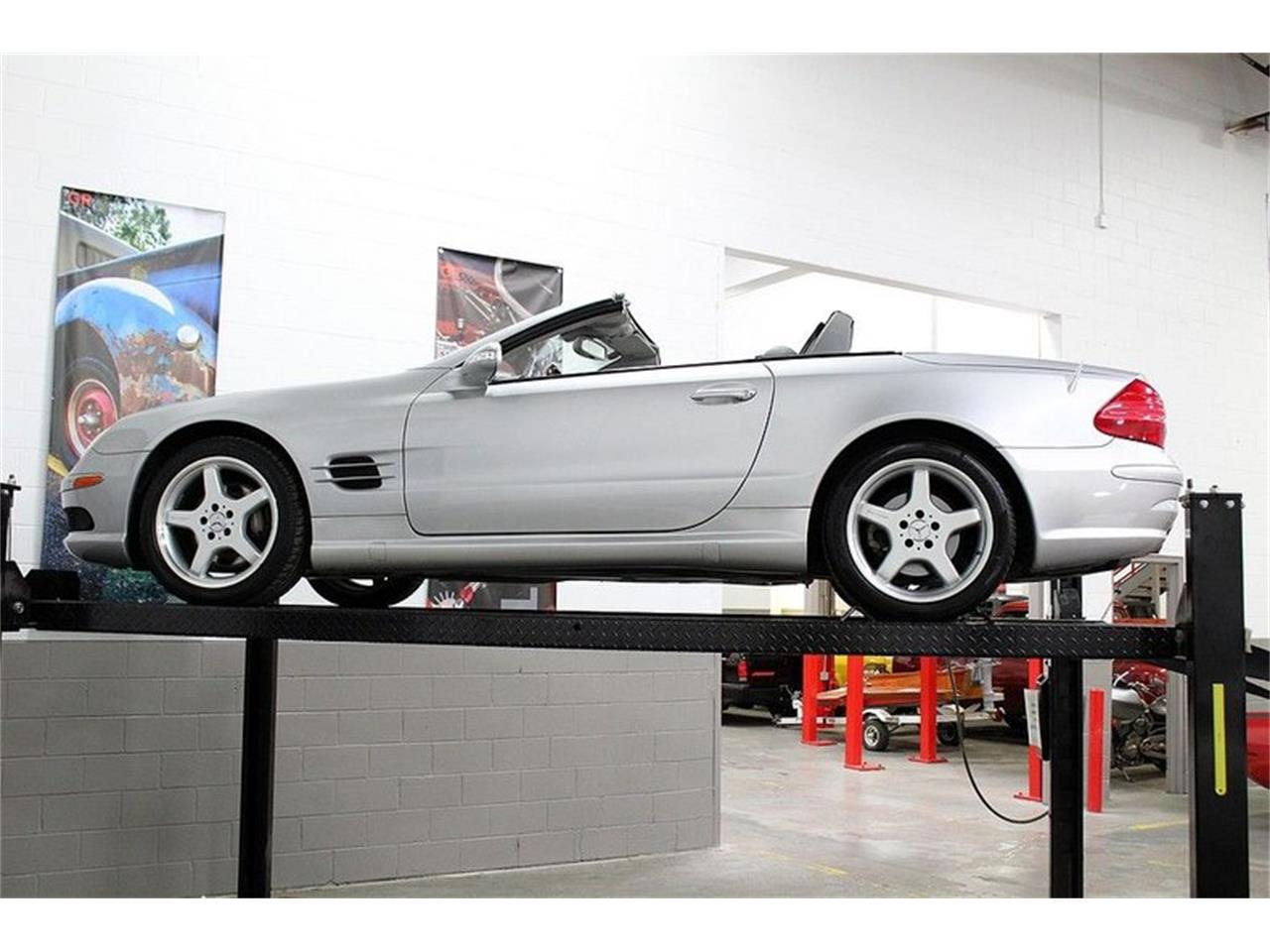 2003 Mercedes-Benz SL500 (CC-1244162) for sale in Kentwood, Michigan